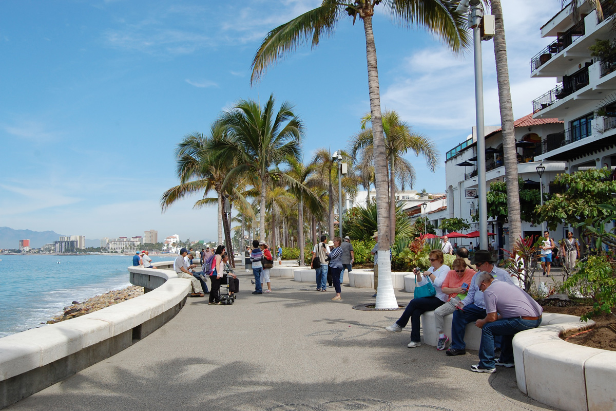 The 5 Best Things About The Malecon In Puerto Vallarta Sun
